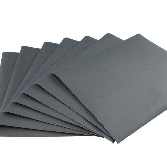 SIA 1951 siawat Wet and Dry Sanding Sheets 230 x 280mm pack of 100