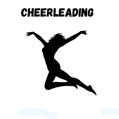 The Bishops C of E Primary School Cheerleading Club Year 6