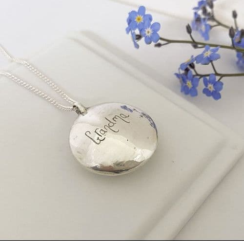 Ashes Dome Necklace