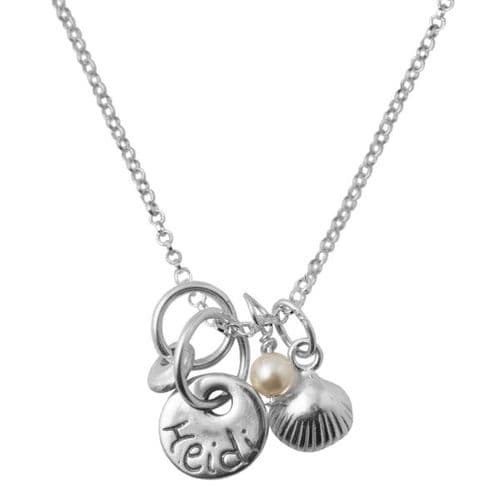 Personalised Shell Necklace