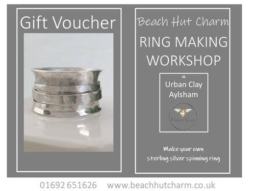 Spinning Ring Workshop  Gift Voucher