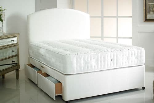 Mirage Delux 2000 Divan Bed and Mattress