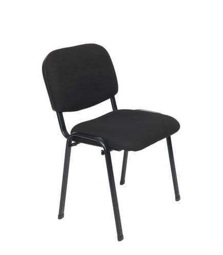 Black Frame Meeting room / Reception Chairs