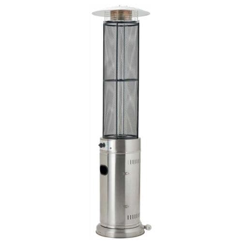 EMPORIO STAINLESS STEEL FLAME HEATER