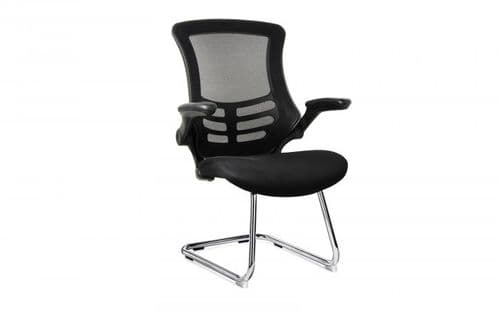 Mesh Back Meeting room / Reception Chairs