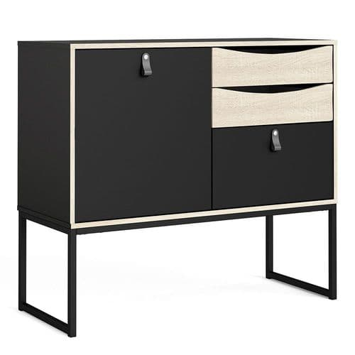 Stubbe Sideboard with 1 door + 3 drawers