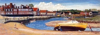 Blakeney Art Prints by Brian Lewis, Blakeney