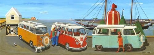 Buses and Bouys