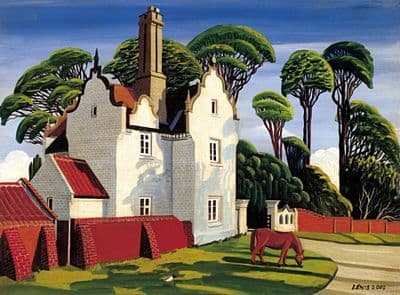 Felbrigg Art Prints by Brian Lewis,Gatehouse West, Felbrigg