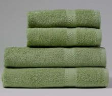 Incredibly Cheap, Indulgence 450gsm Hand Towel in Olive Green