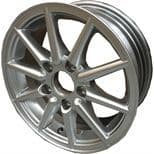 10 Spoke Alloy Wheel Rim 5.5J 5stud 112pcd