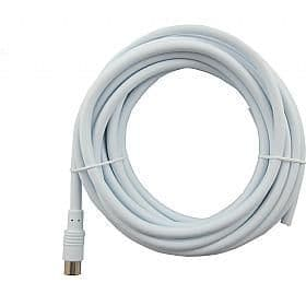 5m Coax Cable with Coax Plug (1)