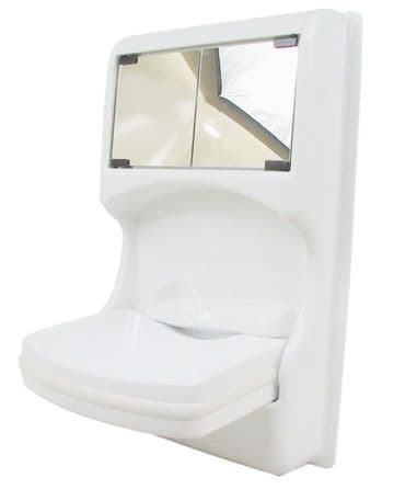 Reimo Vanity Unit With Tip-Up Basin