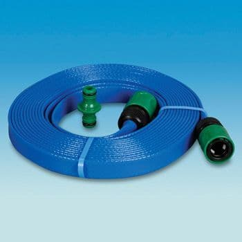 Aquasource Extension (7.5mtr lay flat hose)