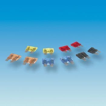 Assorted Blade Fuses - Pack of 10
