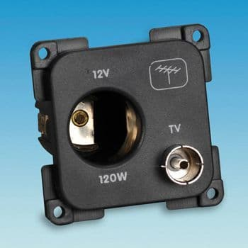 BCA C Line12 Volt TV Socket