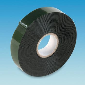 Black Double Sided Tape 19mm x 5 Mtr