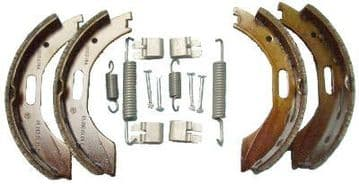 BPW  Brake Shoes 200 x 35 S2035-7 RASK Axle Set