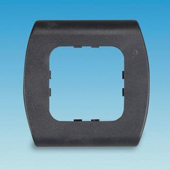 C-Line CX System Range 1 Way Face Plate