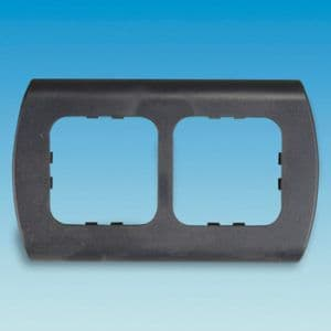 C-Line CX System Range 2 Way Face Plate
