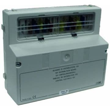 CBE 12V DISTRIBUTION BOX WITH 15 FUSE S
