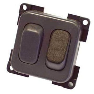 CBE GREY DOUBLE 2 POSITION SWITCH