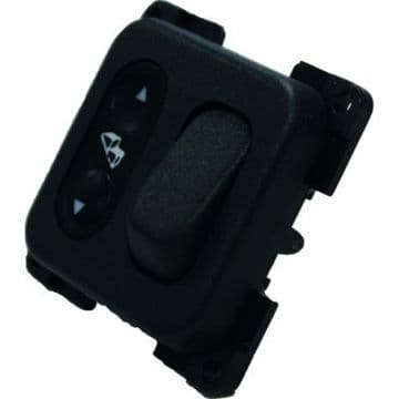 CBE GREY STEP + LIGHT SWITCH 4 CONTACTS