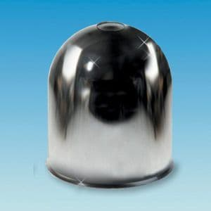 Chrome Towball Cover