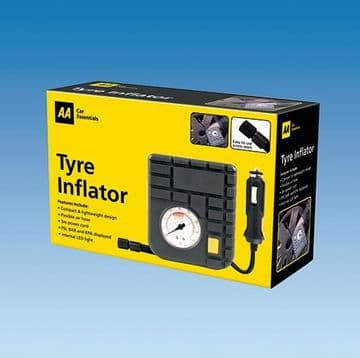 Compact Tyre Inflator