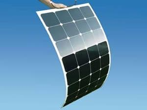 CURVE Flexible Solar Panel Kit