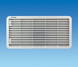 Dometic LS300 Vent With Out Winter Cover - White
