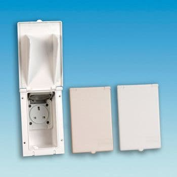 External 13amp Socket Box