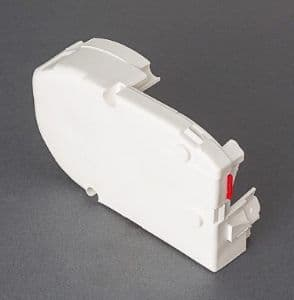 FIAMMA F45 LEFT HAND INNER CAP KIT WHITE - 98655-958