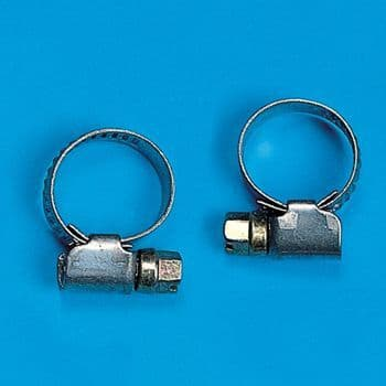 Hose Clips ( 2 ) Size 9.5-12mm OOO