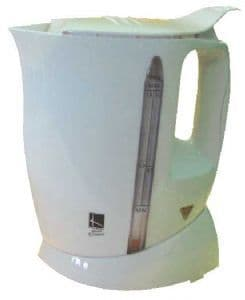 KINGAVON C/LESS TRAVEL KETTLE 240V