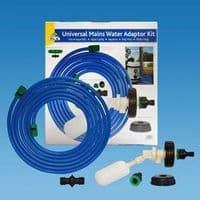 Mains Water Adaptors