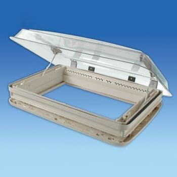 Midi Heki Complete Rooflight Crank Version ( without ventilation )