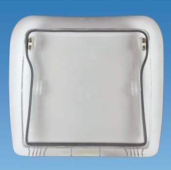 MINI HEKI Glazing Panel ( Dome ) without Seal