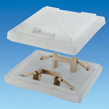 MPK 280 x 280 Replacement DOME Only With Beige Handles