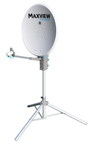 Precision 65cm Satellite System Twin LNB