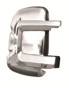PROTECT-IT SHORT ARM MIRROR COVER DUCATO After 06 CHROME
