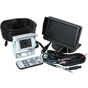 "Ranger 210W - 5"" Monitor / Roof mounted Camera System"