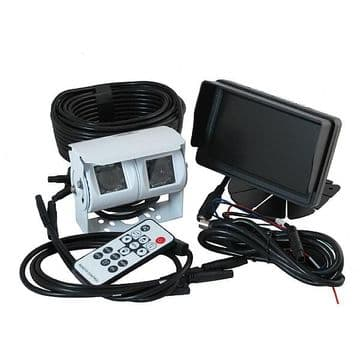 "Ranger 230W - 5"" Monitor / Dual Camera System"
