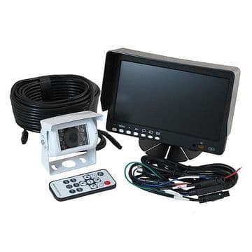 "Ranger 310W - 7"" Monitor / Roof mounted Camera System"
