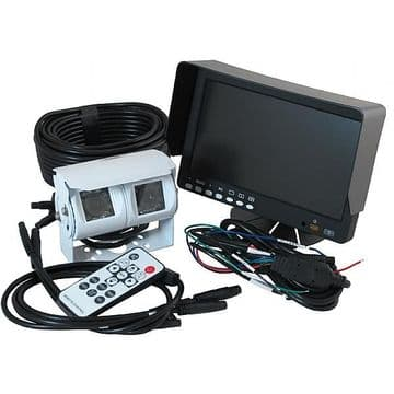 "Ranger 330W - 7"" Monitor / Dual Camera System"