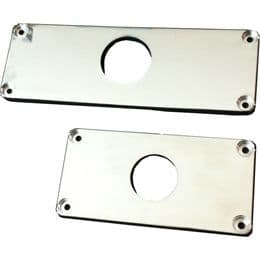 Reich Tap Plates  Long 33 mm  Cartridge Hole