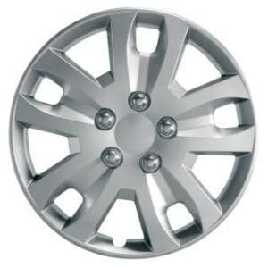"RING GYRO WHEEL TRIM SILVER 14"" - 2"