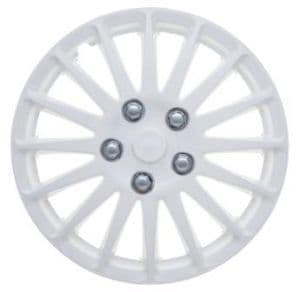 "RING POLAR WHEEL TRIM WHITE 14"" - 2"