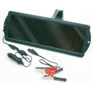 RING SOLAR POWER BATTERY MAINTAINER 1.5W