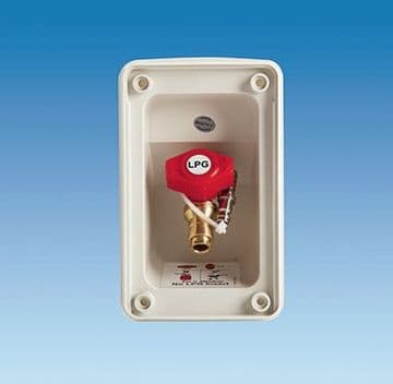 Socket Gas Outlet  UK